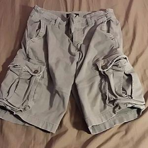 """AEO Cargo Shorts size 30"""" waist"""